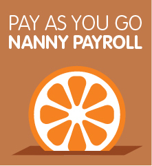 Pay as you go nanny payroll from £15 per month